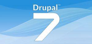 drupal 7 hosting services
