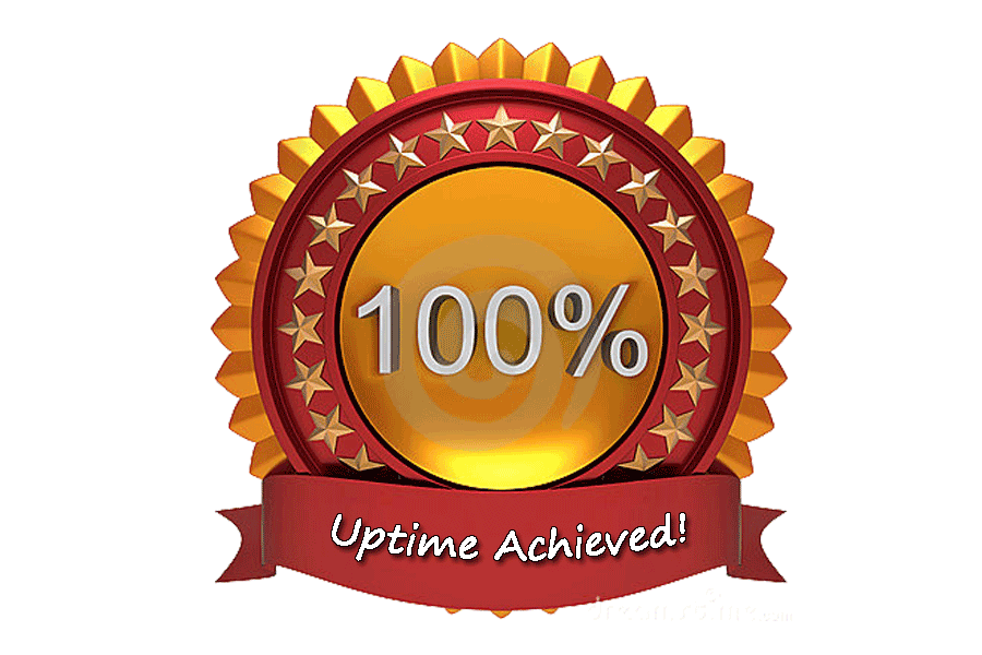 Improved Reliability: Maiahost Achieves 100% Service Uptime in January 2010!
