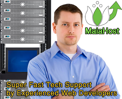 We have Experienced Webmaster and Developer Support Staff Ready to Help You!